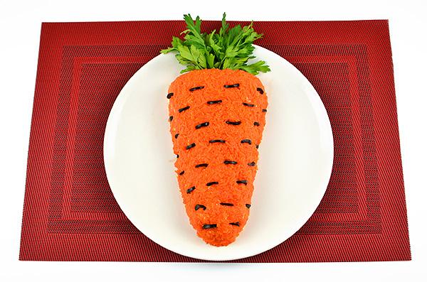 """""""Святкова морквинка"""""""
